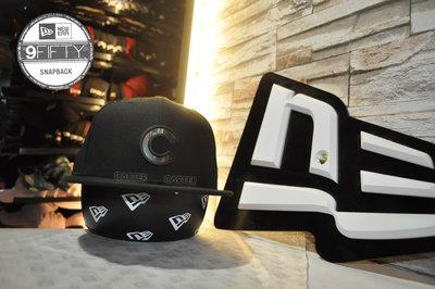 New Era x MLB Chicago Cubs 3D Plate 9Fifty 芝加哥小熊隊後扣立體棒球帽