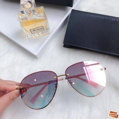 【GoDay+刷卡】YSL yves saint laurent 時尚商品 女生太陽眼鏡 墨鏡顏色2 歐洲限量代購