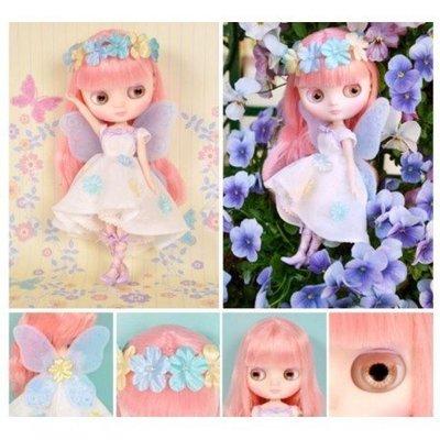 金錢貓雜全新 Takara Tomy Blythe 碧麗絲 Doll Pixie Peaceful