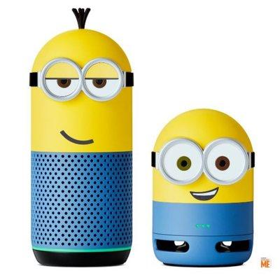 Minions 智能聲控藍芽喇叭 藍芽喇叭 智能 聲控 bluetooth speakerLine Clova friends