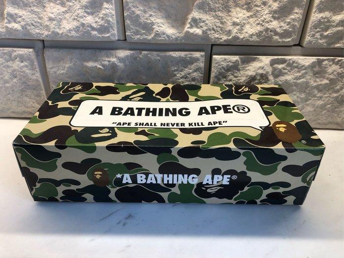 Ape 面紙盒 非賣品 猿迷彩