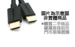 【二手商品】HDMI線材 HDMI線 可適用PS3 PS4 XBOXONE XBOX360 SWITCH【台中恐龍電玩】