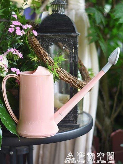 大號灑水壺大容量加長嘴加厚澆花園藝工具綠植盆栽 全館免運