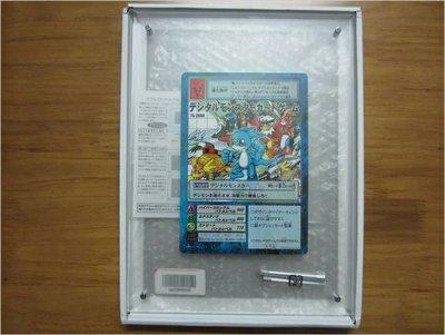 數碼暴龍 Digimon card ts-2000