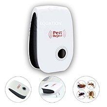 超音波電子驅蚊器 驅蚊蒼蠅 環保超音波 電子 驅蚊器 家用 驅蟲器 蒼蠅 驅鼠器
