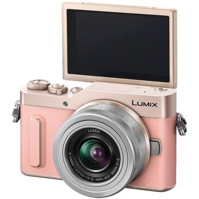 Panasonic GF10 12-32mm 變焦鏡組 粉色