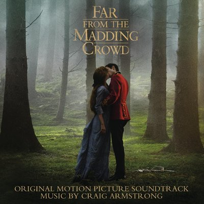"""遠離塵囂(Far from the Madding Crowd)""- Craig Armstrong,全新美版"