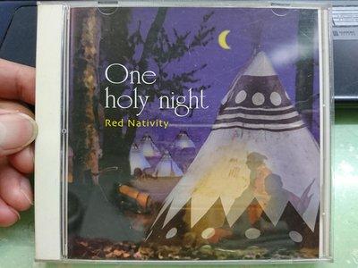 One holy night - Red Nativity CD