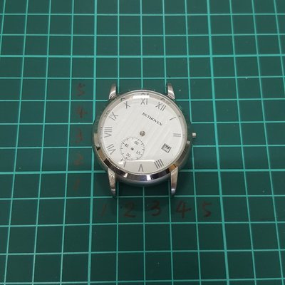 <擺動順暢>大錶徑 機械錶 老錶  男錶 非 EAT OMEGA ROLEX SEIKO MK IWC CK A04