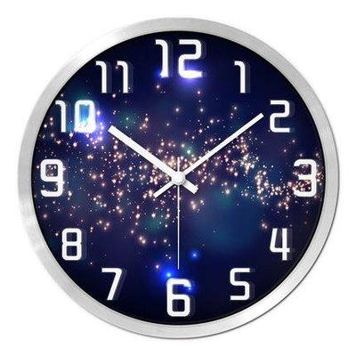 摩門鐘錶掛鐘客廳創意現代時鐘石英鐘錶掛...