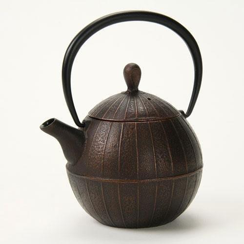 japan 鐵壺Japan日本進口鐵壺日本製鐵壺胡桃 鐵茶日式鐵壺托 精品壺墊 鑄鐵A壺茶具i