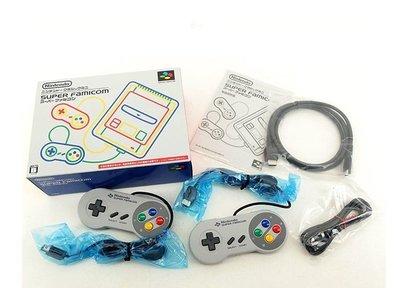 迷你超級任天堂   Super Famicom 日本版   內建21款經典遊戲   正版任天堂發行