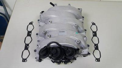 W211 M272 2006- 進氣歧管總成+左右墊片 岐管 真空閥連桿支架 (與原廠相同零件) 2721402401
