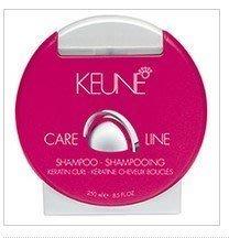 便宜生活館 【洗髮精】肯葳 KEUNE KC定憶曲線洗髮精250ml-獨特捲度複合物維持燙後捲度