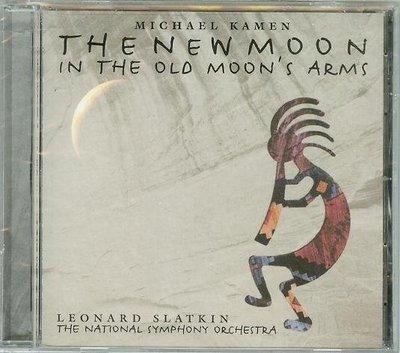 雙月交輝/春風化雨(New Moon in the Old Moon's Arms)- Michael Kamen,23
