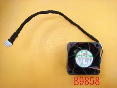 【全冠】MAGIC 4*4*2.8公分 滾珠風扇 12V 0.5A4線MGT4012UB-W28 4公分風扇(B9858 台南市