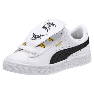 PUMA MINIONS BASKET TONGUE PS 365151-01 小小兵 童鞋