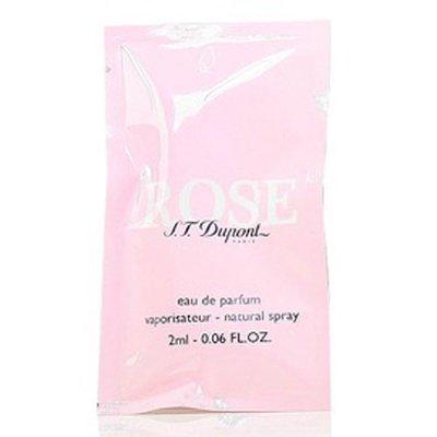☆MOMO小屋☆ S.T. Dupont Rose 晶鑽玫瑰 女性淡香精 2ml 噴式 【2入】 特價 99 元