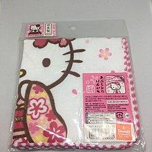 Hello Kitty 日本製 日本限定方巾