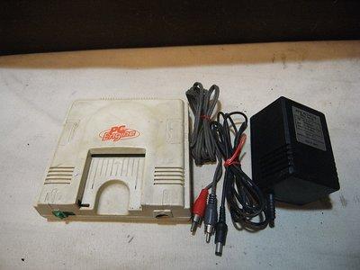 二手-早期 原裝日製NEC PC-ENGINE CORE GRAFX 主機 PCE -附變壓器
