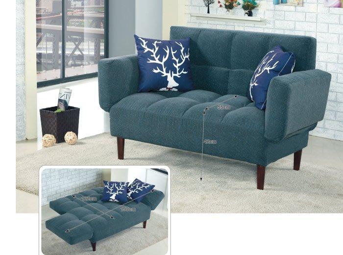 【DH】商品編號 BC154-2商品名稱坐臥兩用布沙發床.坐椅/臥室床多功能使用.主要地區免運費