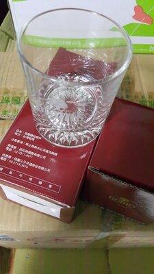 二件一組 135元 免運 蘇格蘭 經典品牌 Grant's 格藍 鑽紋威杯 威士忌杯 酒杯