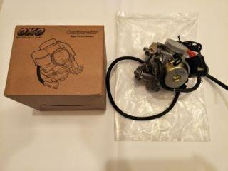 全新OKO 部品,LEB1 台製化油器,原廠規格 24mm:新奔騰 G5-125 TPS 款化油器 G5化油器