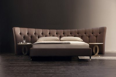 【品傢俱】近原裝 Opera Contemporary Butt│造型床架│另有B&B,Poliform,Minotti