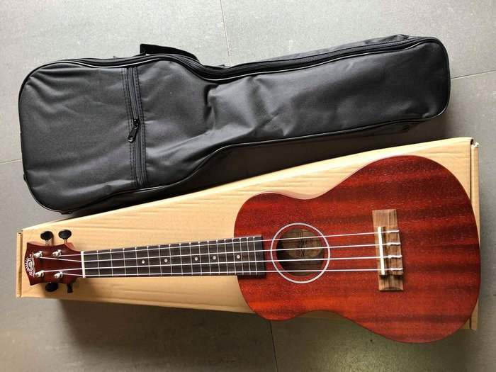 【六絃樂器】全新 Pukanala PU-13C 23吋烏克麗麗 / 現貨特價 另有教學