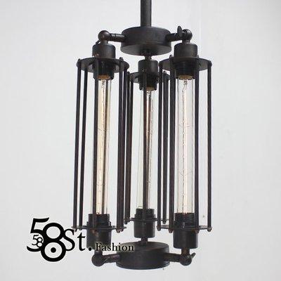 【58街】米蘭展設計款式「Contrary 正負極 吊燈」時尚設計師的燈。複刻版。GH-435