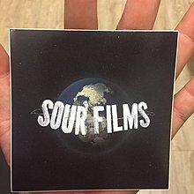 Sour skateboards 滑板 DVD 歐洲滑板最高 影片 買一片dvd 送獨家 貼紙 5張