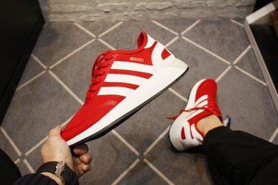 D-BOX  ADIDAS ORIGINALS N-5923 潮流 輕便 跑步鞋 紅色