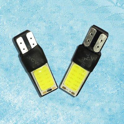 2顆 T10 COB LED 2721 175 158 168 於車頂燈 閱讀燈 車內燈 車門燈 行李箱燈 超白光