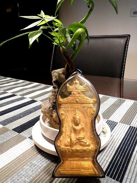 【 金王記拍寶網 】F1090  早期鎏金銅佛佛牌  鎏金佛 包殼一尊 罕見稀少~