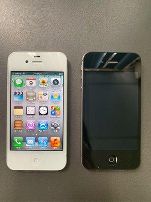 iPhone 4S 16G 32G 64G 黑白兩色 90-95%新 原裝歐版正貨