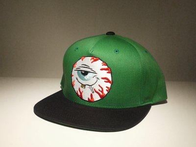 [Spun Shop]Mishka Stoney Baloney Snapback Cap棒球帽 五片帽 復古帽 軟帽