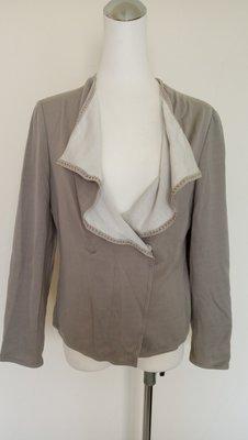 JOY MARLY`S 長袖棉質外套 小汙漬如圖 不介意再下標_MQ