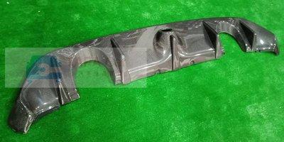 FORD 福特 FOCUS MK3.5 NEW STYLE RS 卡夢後飾板 空力套件 另有前保桿 後保桿