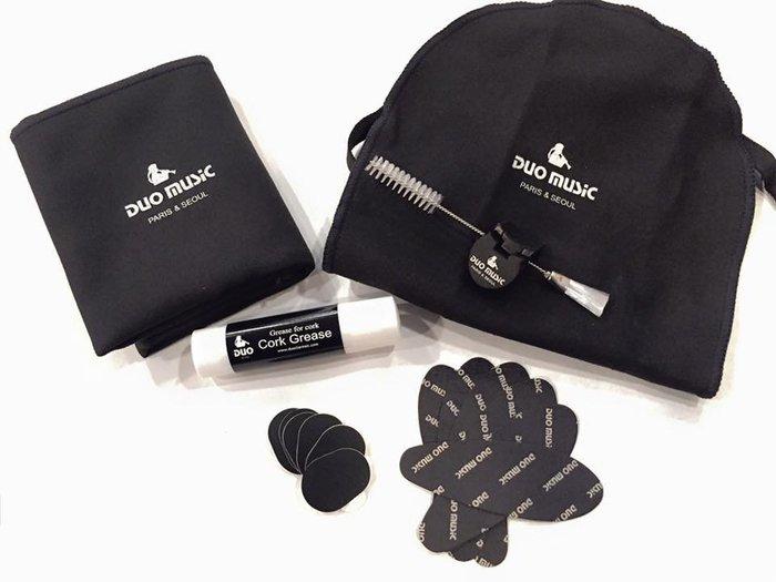 §唐川音樂§ 【Duo Music Clarinet Accessories & Care Kit 單簧管 保養配件組】