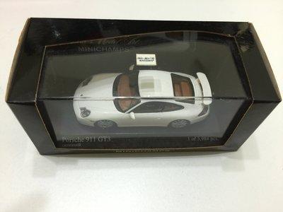 Minichamps Porsche 911 GT3(996)WHITE