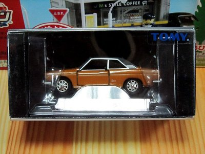 TOMICA TL0011 BLUEBIRD 1600SSS COUPE