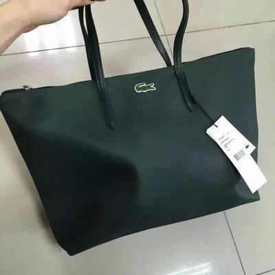 ╭☆包媽子店☆LACOSTE 單肩包/購物袋