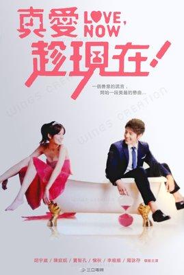 【真愛趁現在】【國語中字】【 陳庭妮 胡宇威】DVD