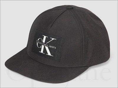 Calvin Klein Hat 卡文克萊黑棒球帽 CK LOGO 防曬 遮陽帽 高爾夫球帽 男女適用 愛Coach包包