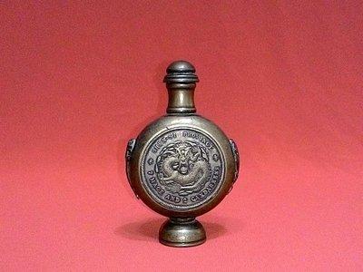 文昌閣-銅製-鼻煙壺