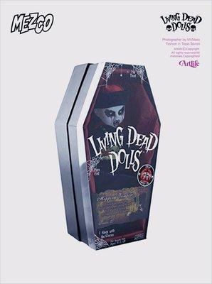 Artlife @ MEZCO Living Dead Series27 Hopping Vampire 經典恐怖 殭屍