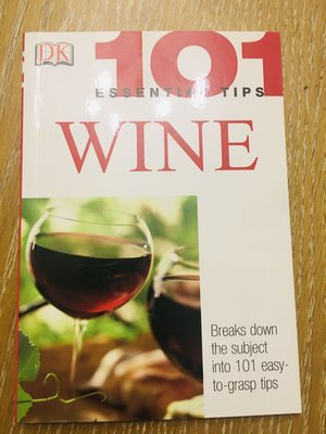 72頁 DK出品 101 Essential tips wine 101種葡萄基礎酒 品鑒