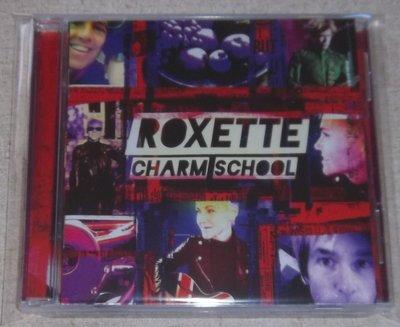 歐版CD《羅克賽》魅力四射 /ROXETTE CHARM SCHOOL 全新未拆