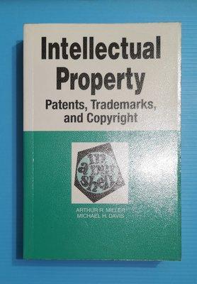 (99元含郵特價書) Intellectual Property (智慧財產權原文書)
