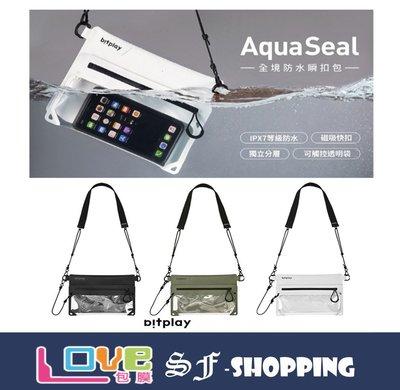 bitplay AquaSeal 全境防水瞬扣包 Sacoche 隨行小包 機能觸控袋 手機袋 防水包 側背包 外送